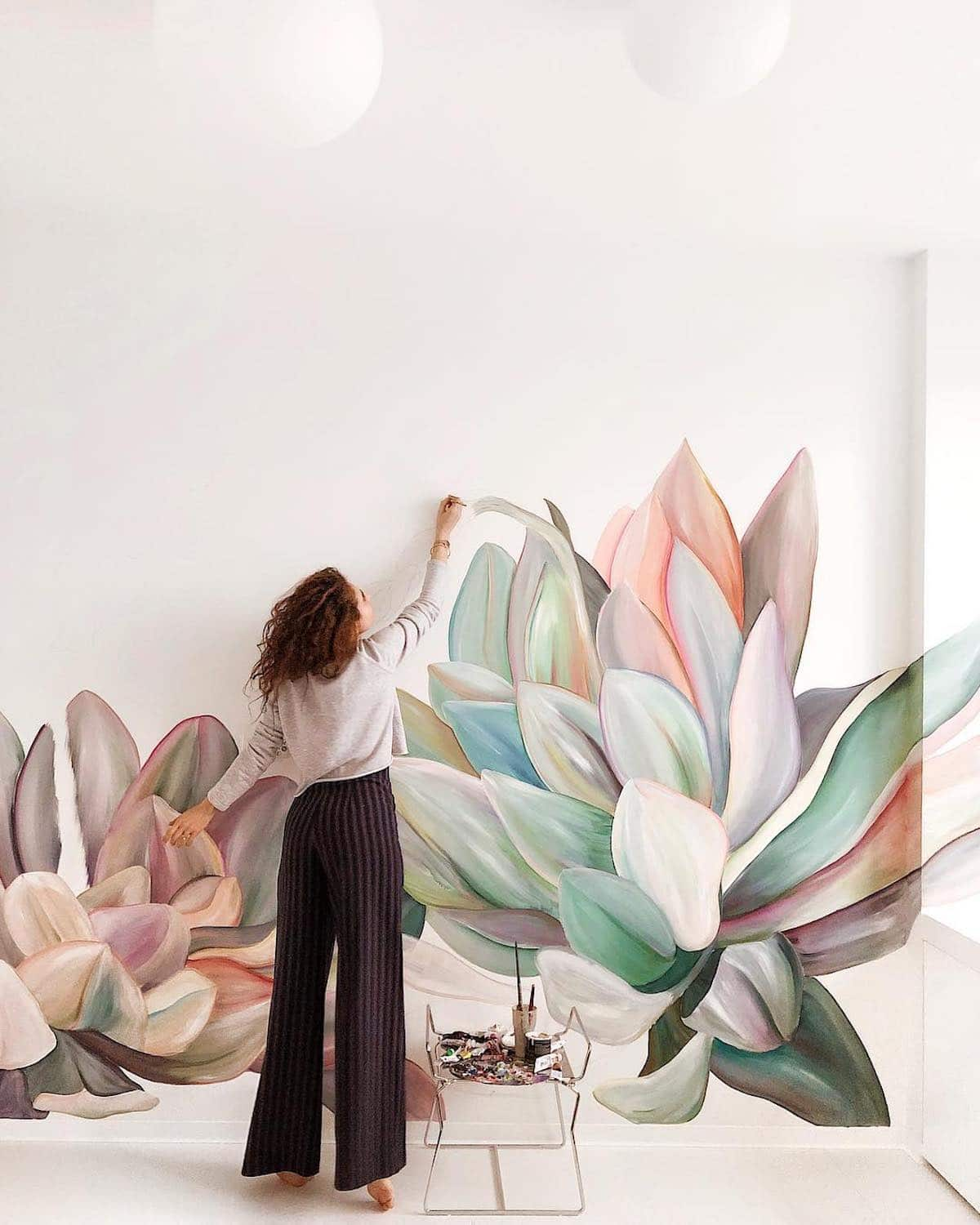 Art Mural by Lilit Sargsyan
