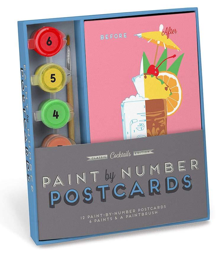 Kit de pintar por números