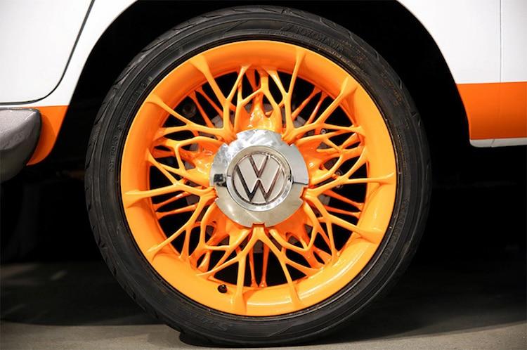 Volkswagen Type 20 vehículo eléctrico