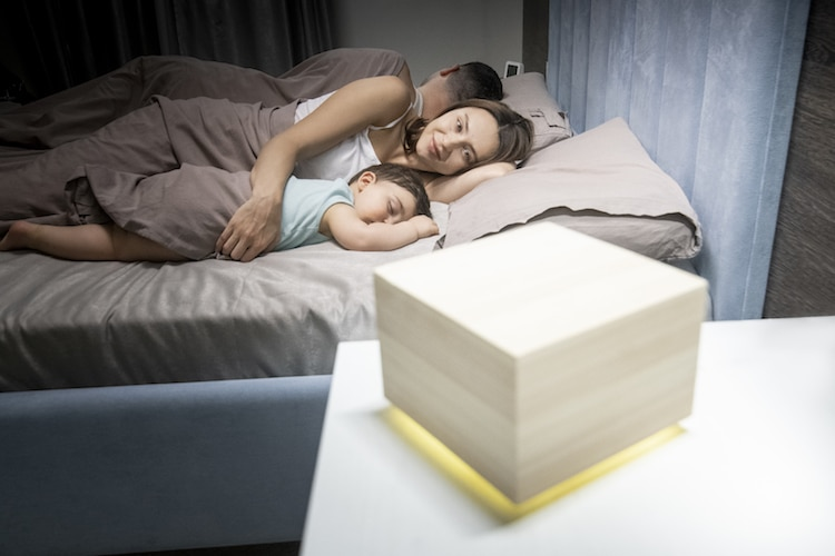 Mark Zuckerberg Sleep Box