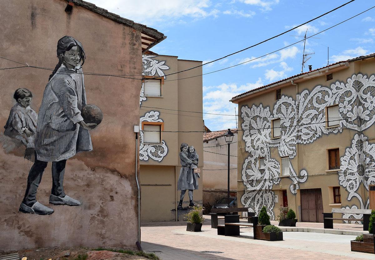 Public Art in Spain