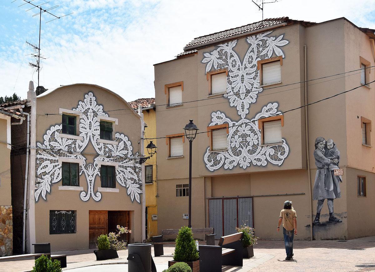 murales en España