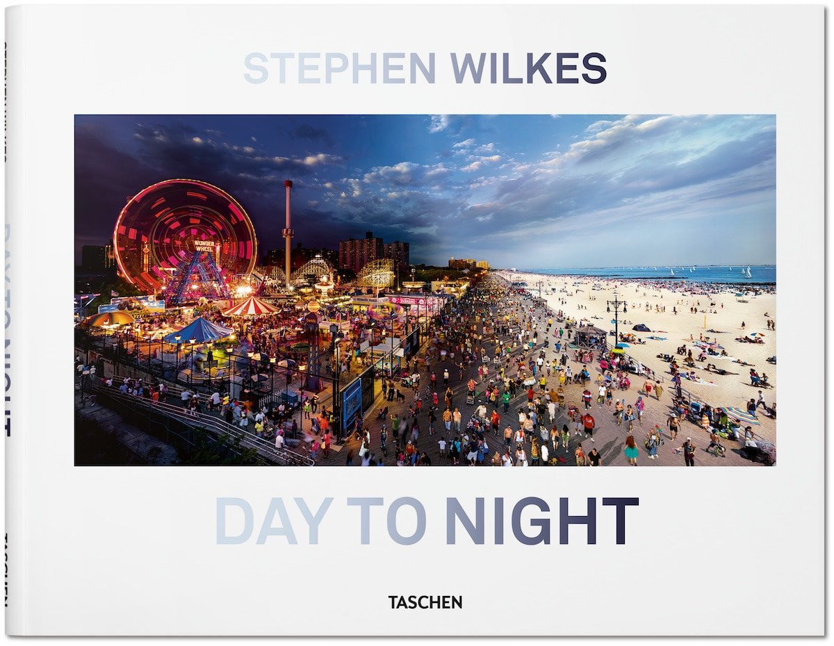 Day to Night book by Stephen Wilkes