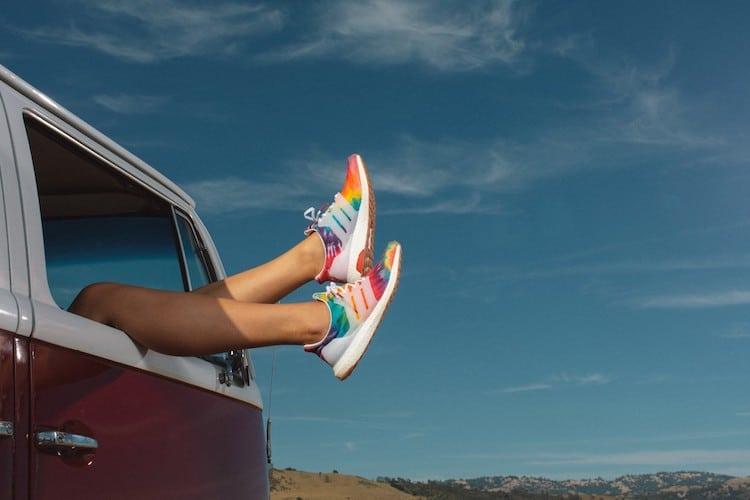 Adidas Consortium Woodstock Sneaker
