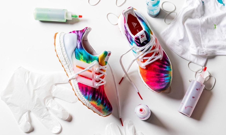 Adidas Tie-Dye Sneakers Celebrate the