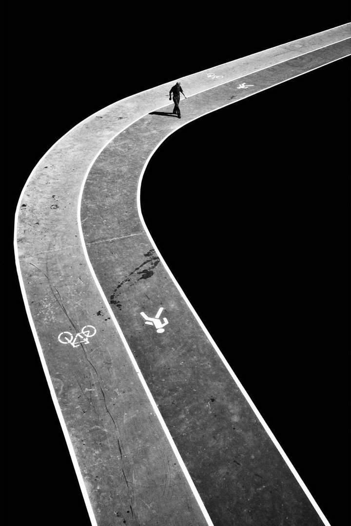 Shadow Photography by Alan Schaller