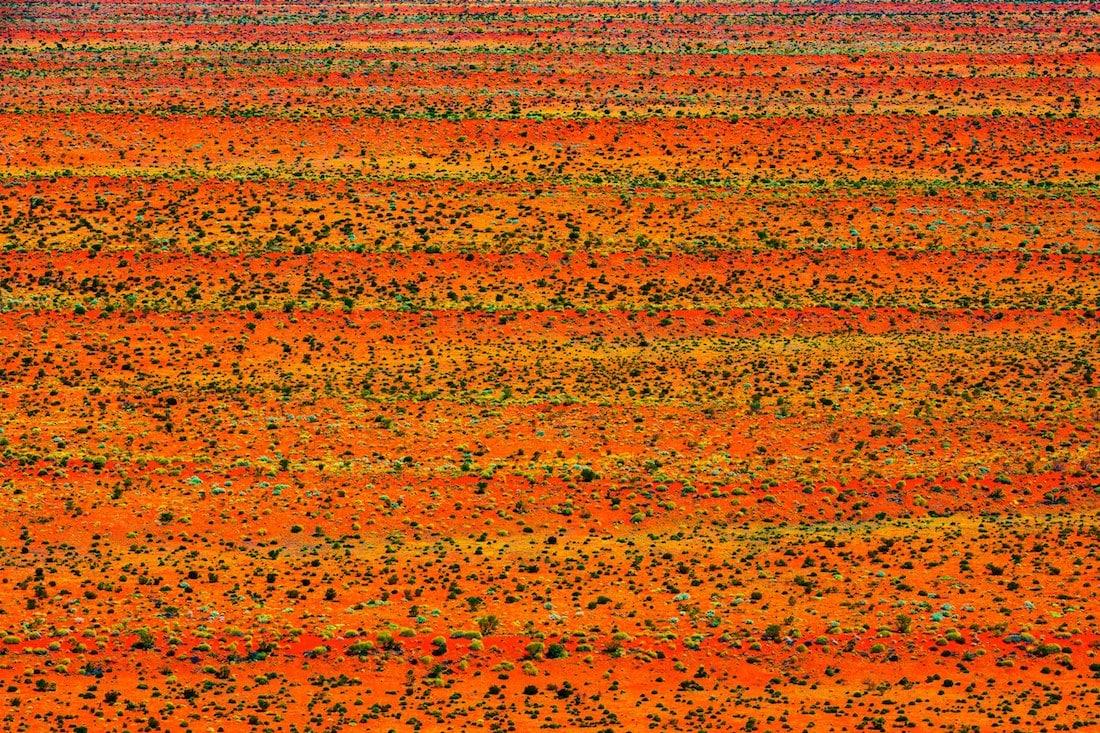 fotografías aéreas de australia