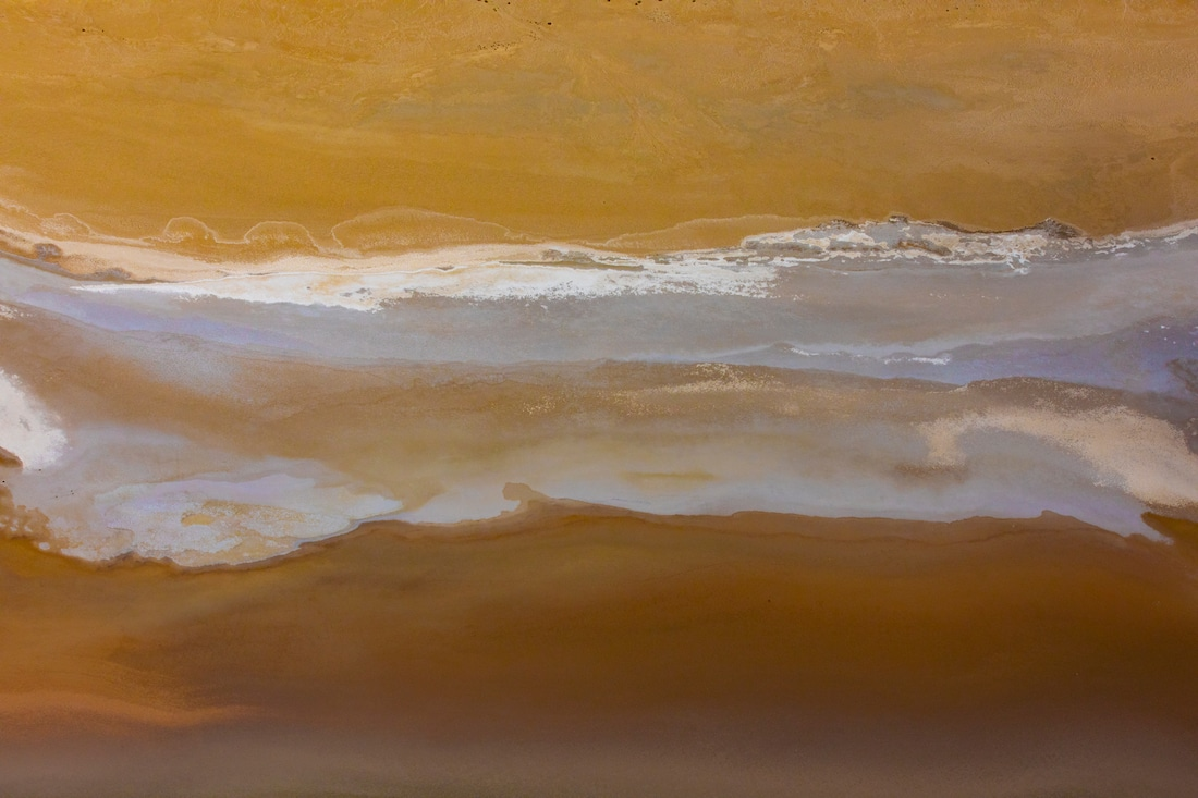 Aerial Photos of Australian Deserts