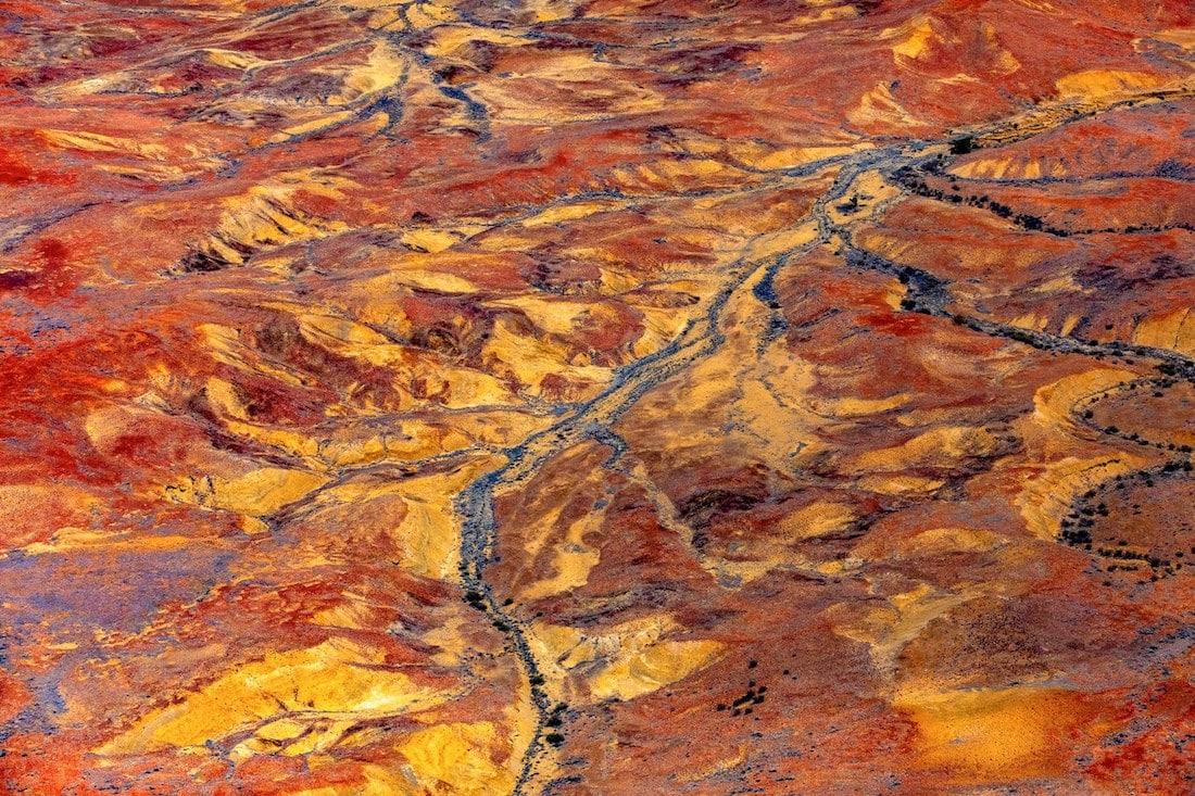 desiertos de australia