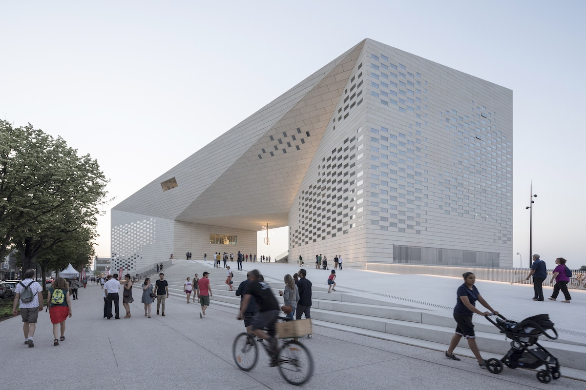 MECA Cultural Center by Bjarke Ingels Group
