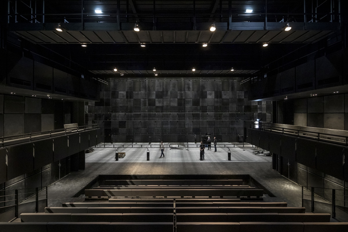 Theater at MECA Culture Complex in Bordeaux