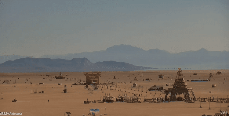 Burning Man 2019 Webcast