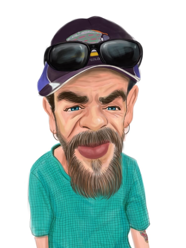 Funny Caricature Online