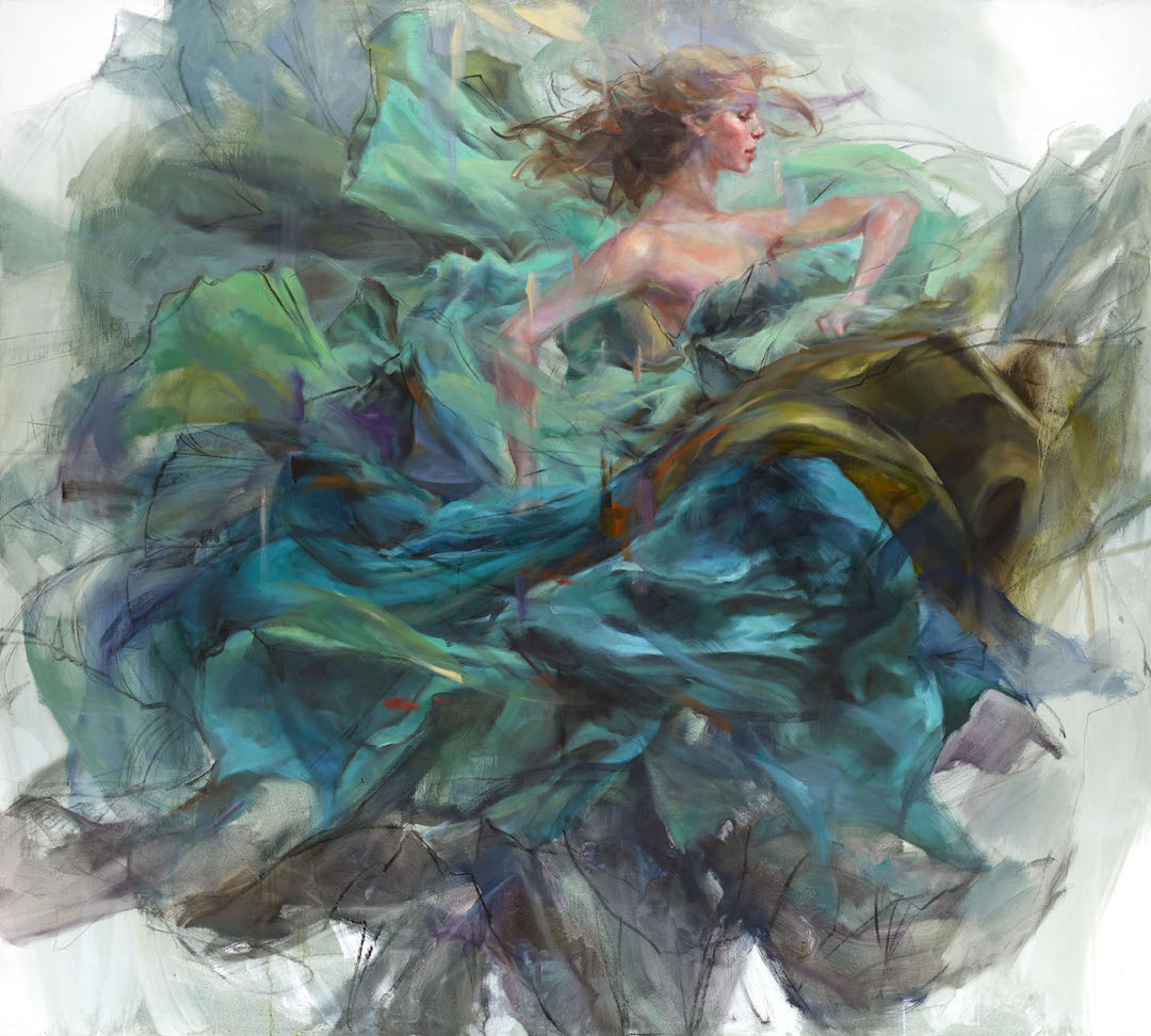 Contemporary Romanticism Art by Anna Razumovskaya