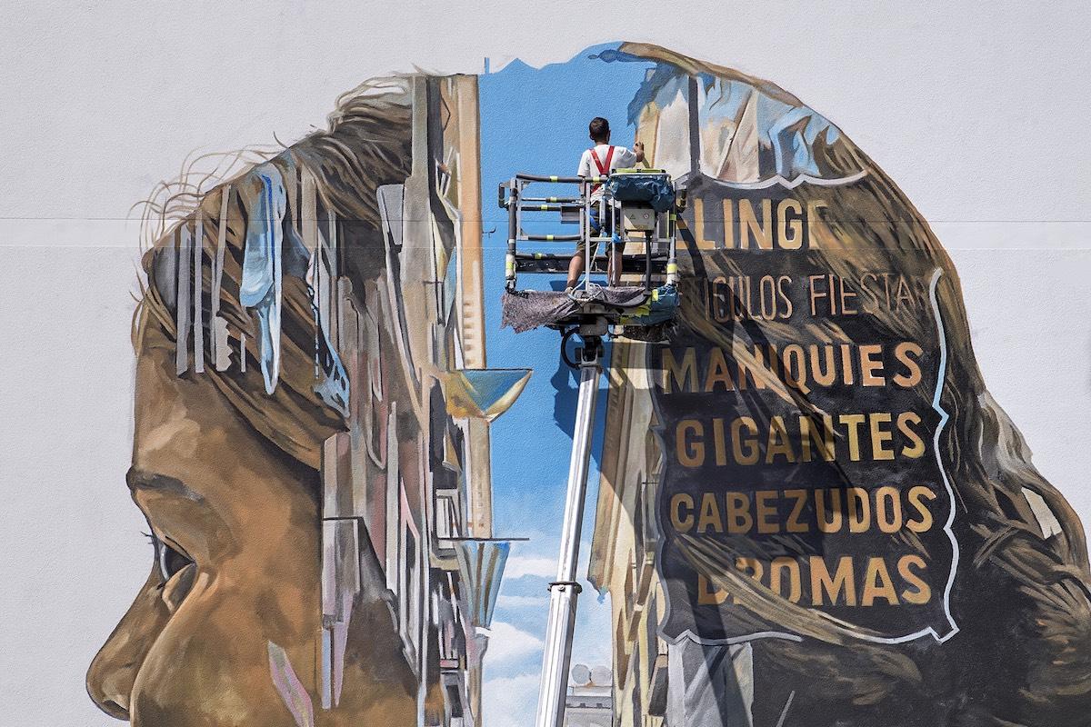arte urbano en berlín por Cristian Blanxer