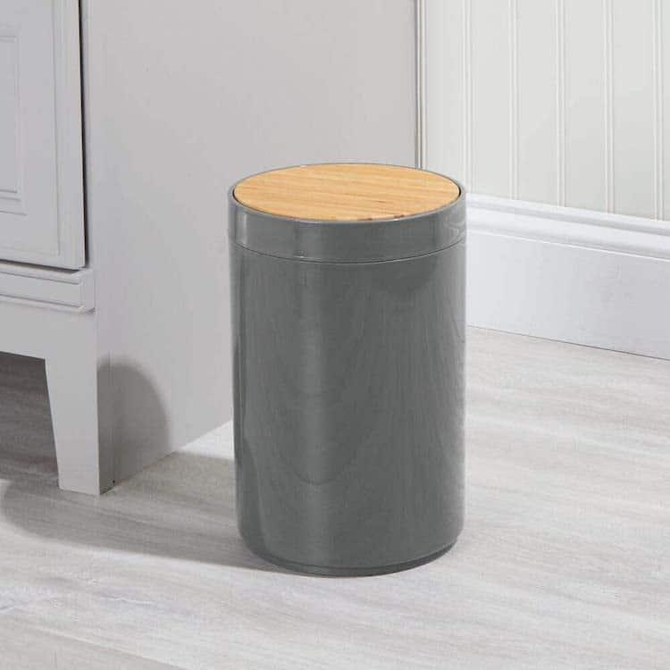 Plastic Trashcan