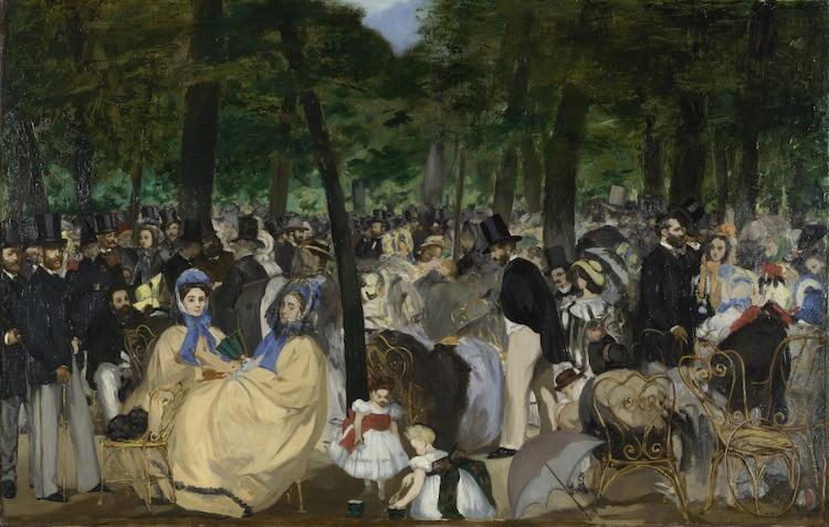 Manet Paintings