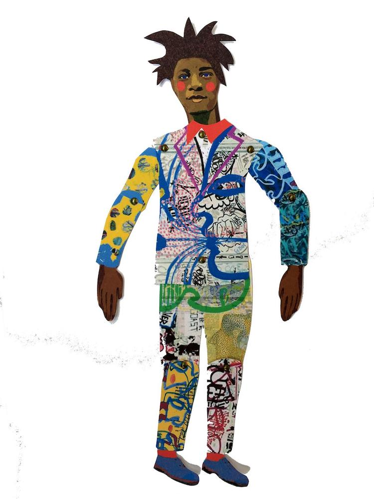 Basquiat Puppet