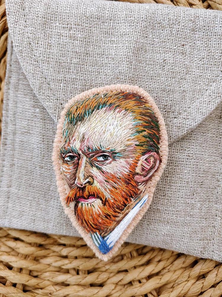 Van Gogh Patch
