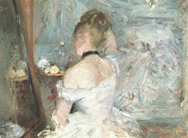 Berthe Morisot - Famous Female Artists