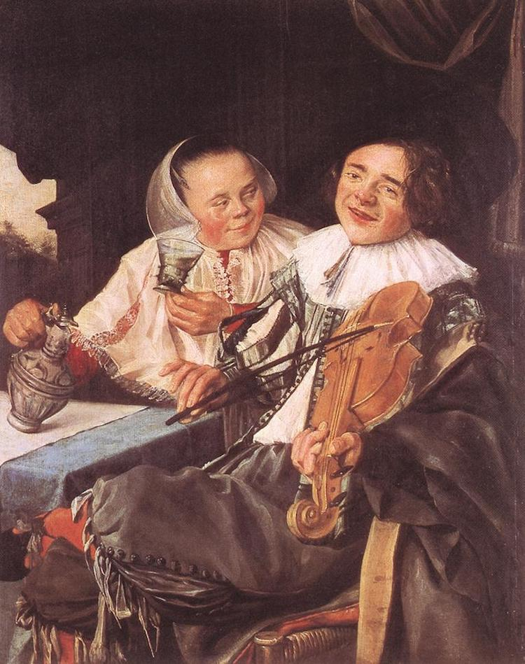 Judith Leyster - Famous Female Painter