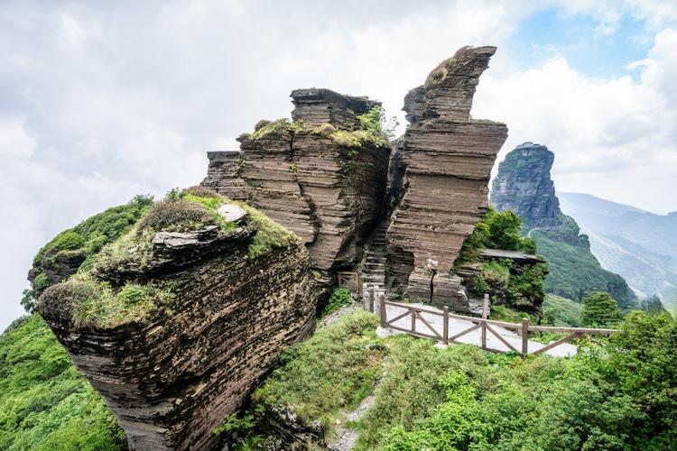 China UNESCO World Heritage Sites