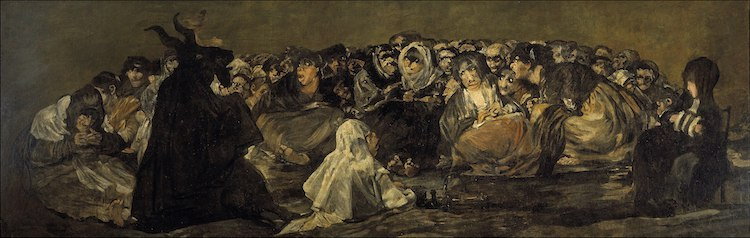 Francisco Goya Art