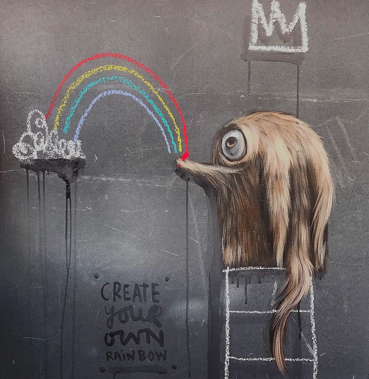 Cute Street Art