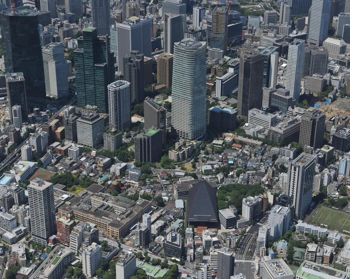 Arquitectura de Heatherwick Studio en Tokio, Japón