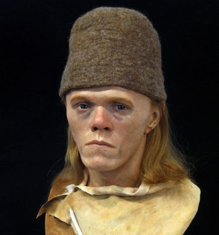 Historical People Reconstruction Sculptures by Oscar Nilsson