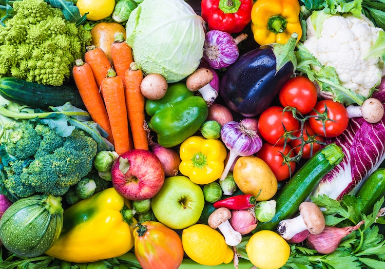 How Did Domesticated Produce Develop?