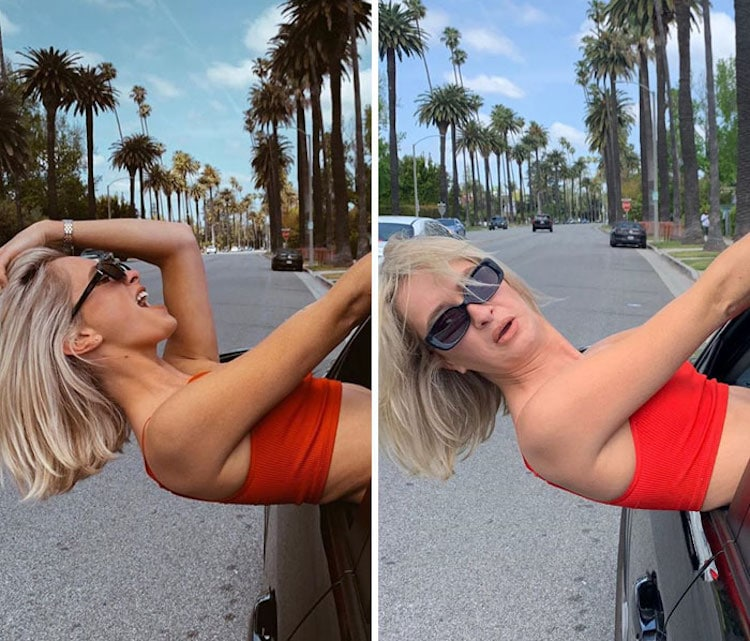 Instagram vs Reality by Social Media Influencer Rianne Meijer