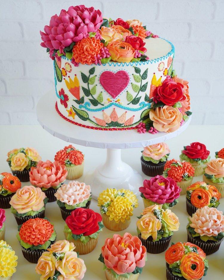 Leslie Vigil Cakes