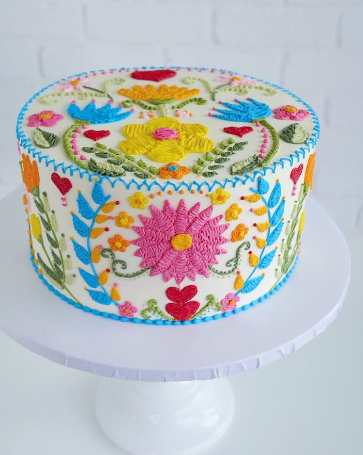 Tapestry Cakes