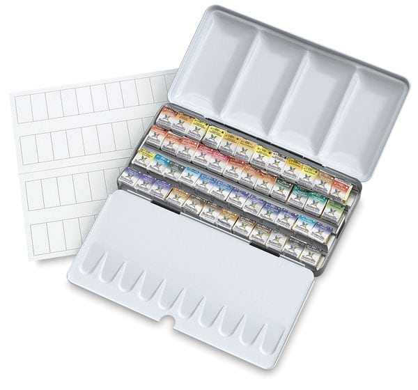 Maimeri Watercolor Paint Set