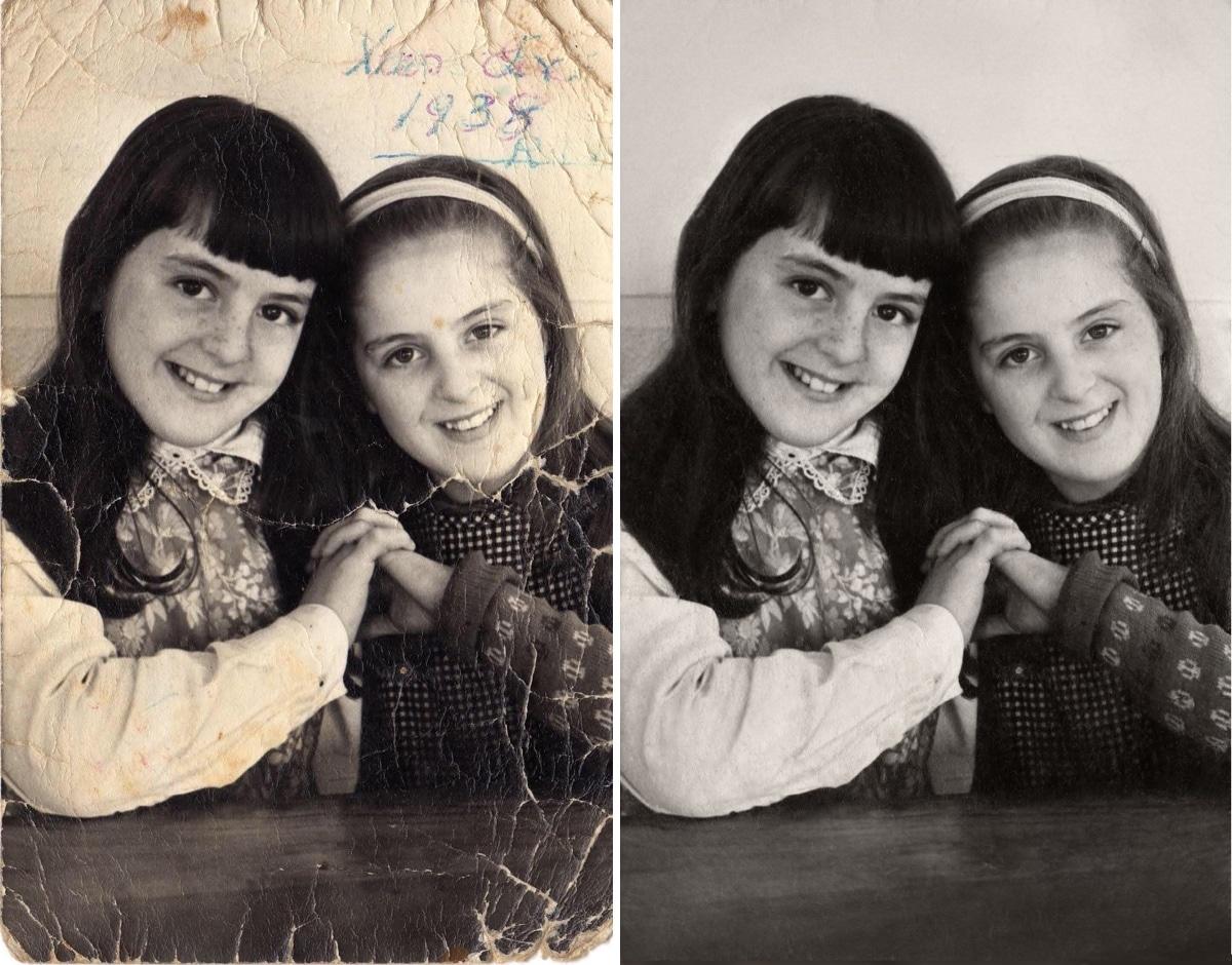 Photo Restoration by Michelle Spalding