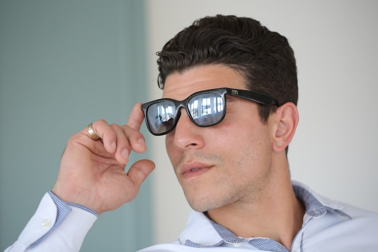 'Norm' lentes de realidad aumentada