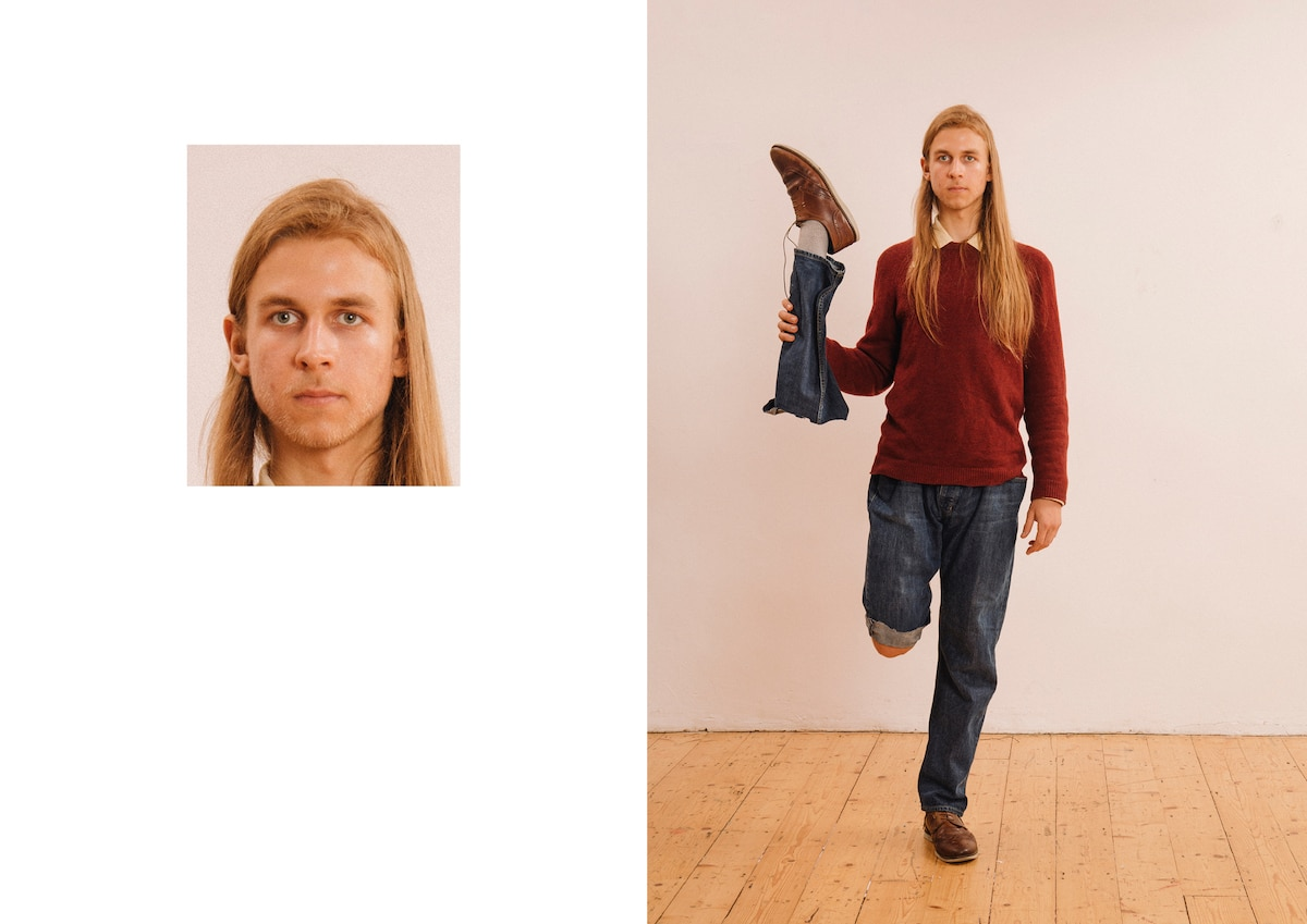 Passport Photos por Max Siedentopf