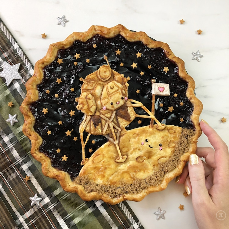 Pie Crust Designs by The Pieous Jessica Leigh Clark-Bojin