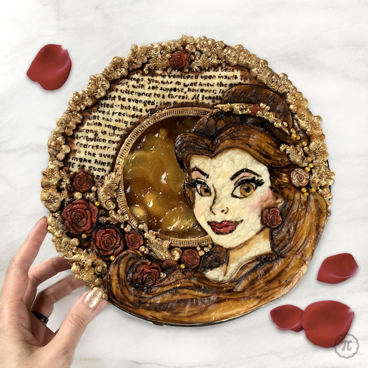 tartas de disney por The Pieous Jessica Leigh Clark-Bojin