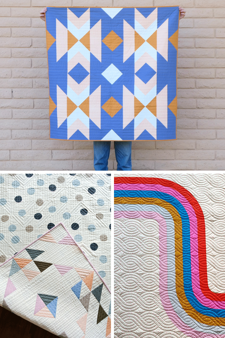 20 Contemporary Quilt Patterns You Can Start Working On Today