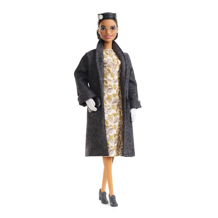 Rosa Parks Barbie Doll
