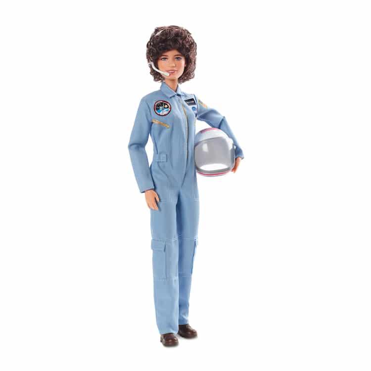 Sally Ride Barbie Doll