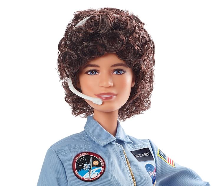 Sally Ride Barbie