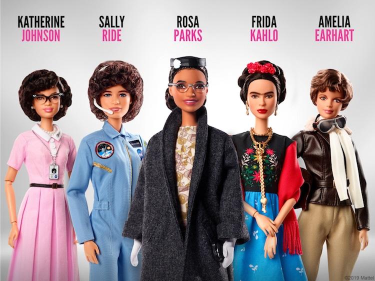 Barbie Inspiring Women Series