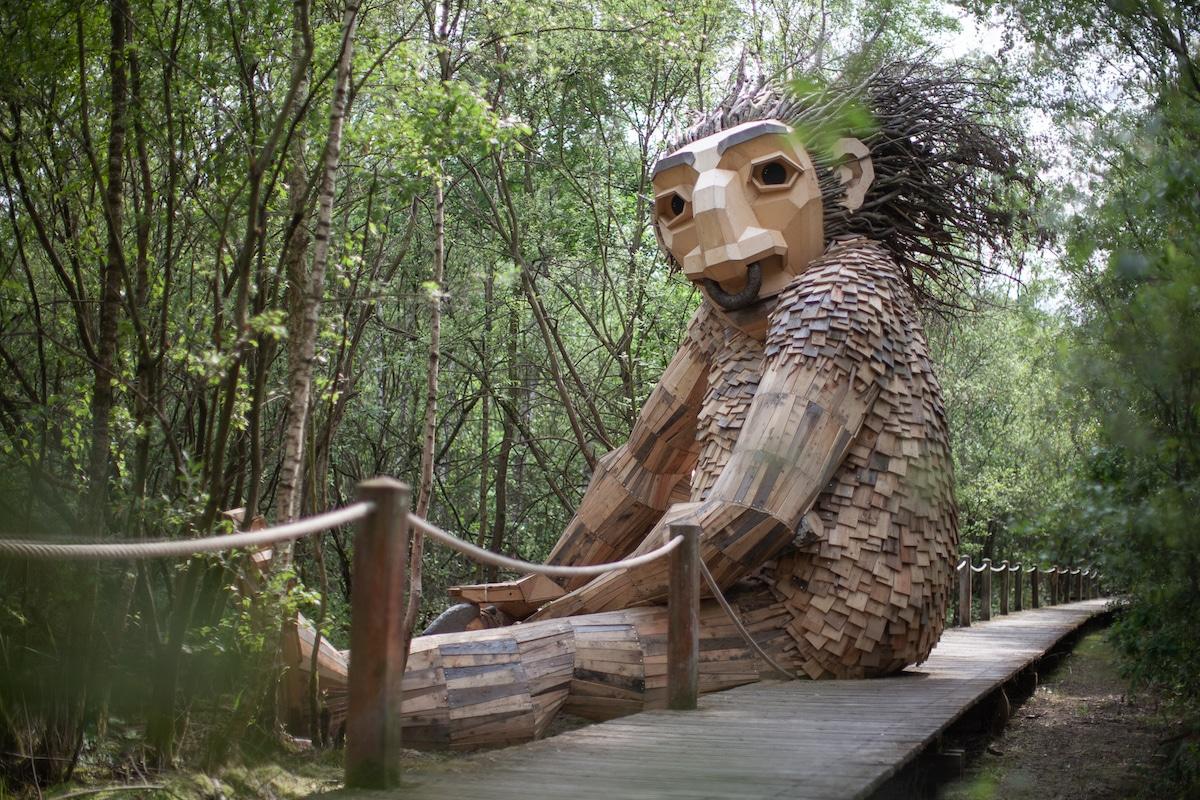 esculturas al aire libre