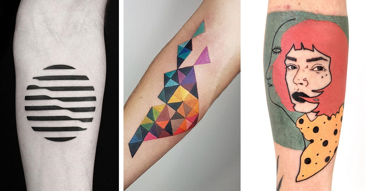 25 Simple Tattoo Ideas Proving You Can Say A Lot With Less Curious about cool simple tattoos and need some ideas? 25 simple tattoo ideas proving you can