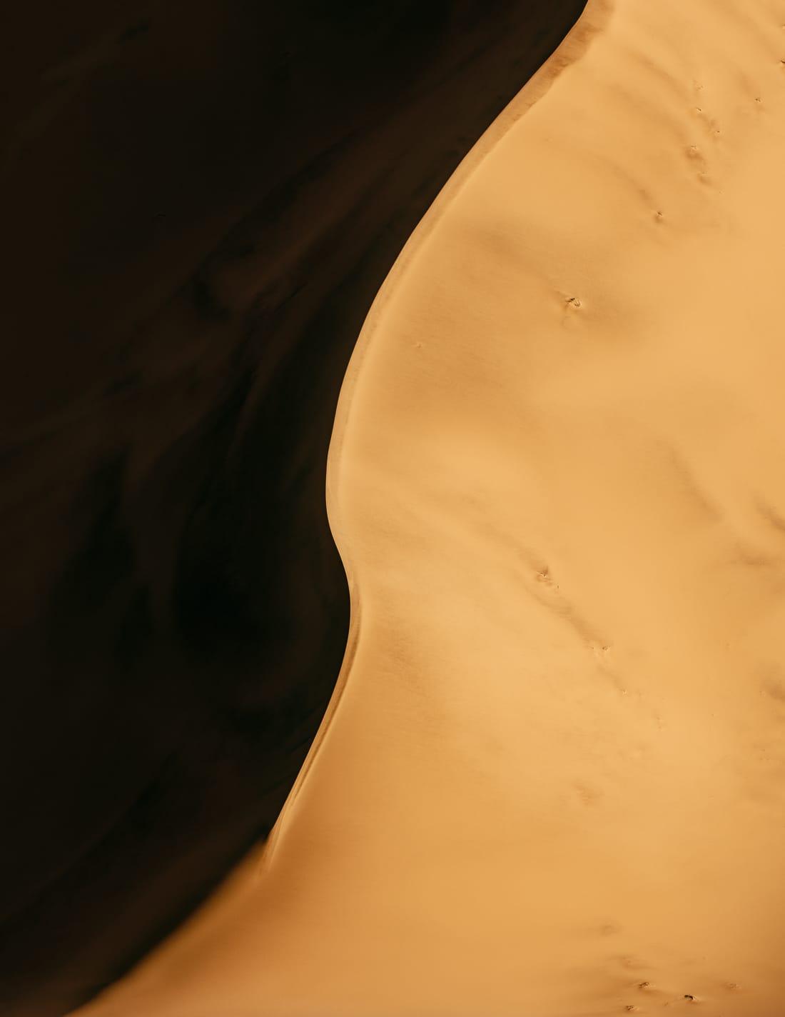 Aerial Sand Dunes