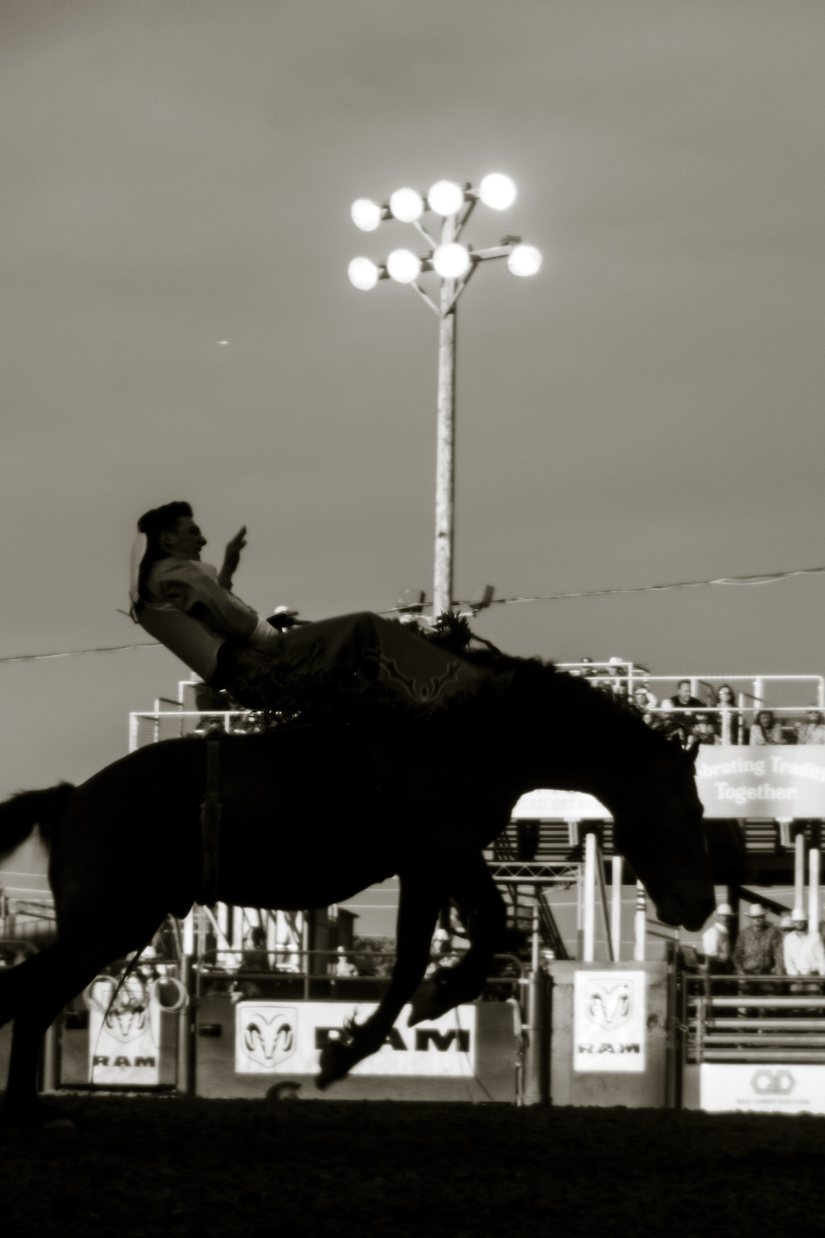 Reno Rodeo by Photojournalist Ty O'Neil