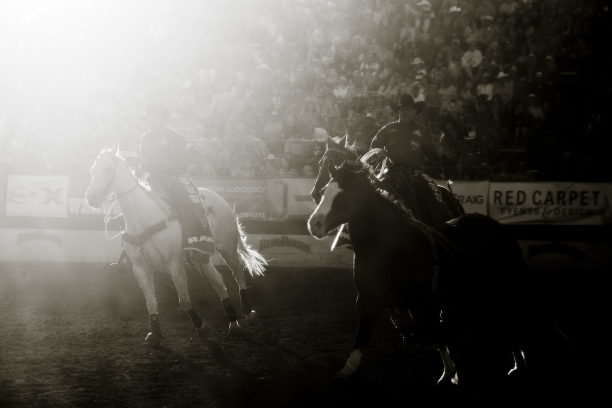 Photos of the Reno Rodeo